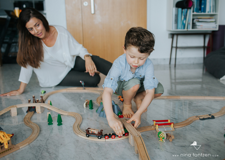 home by the beach | family photography singapore